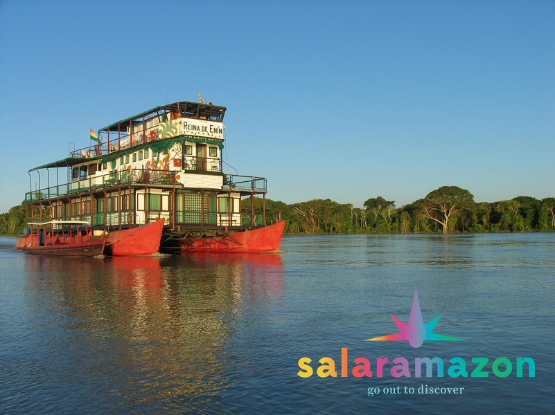 Reina de Enin - Amazon Cruise